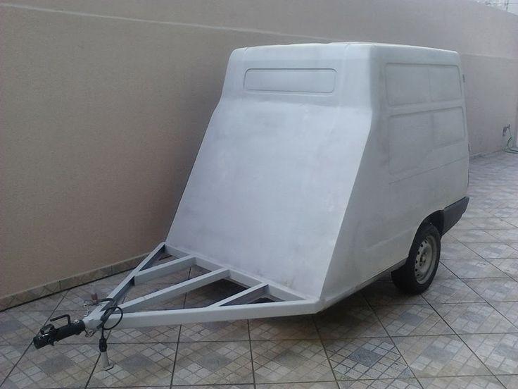 Fiat Fiorino Furgão - Carreta Reboque (4/4)