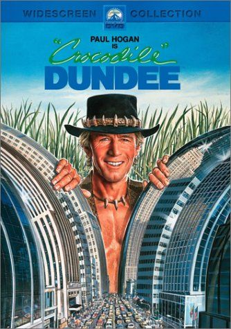 Crocodile Dundee (movies from the 80's | 80's Movies and 80's Music at Stuckinthe80s.com :: 80s Movie DVDs ... by Cila: Thx)
