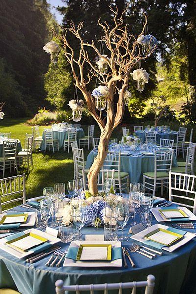 Spectacular wedding decoration ideas floating