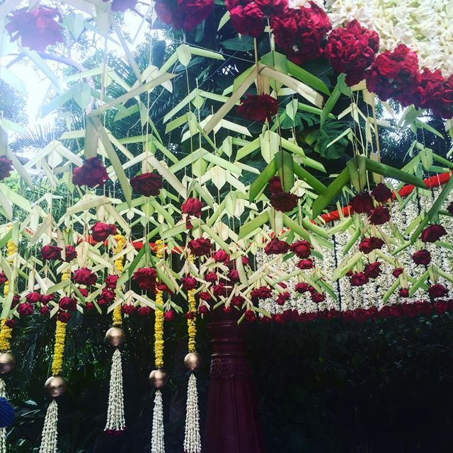 Lovely And Pleasant Flower Decor 3productionweddings Gallery Indian Wedding DecorationsSouth