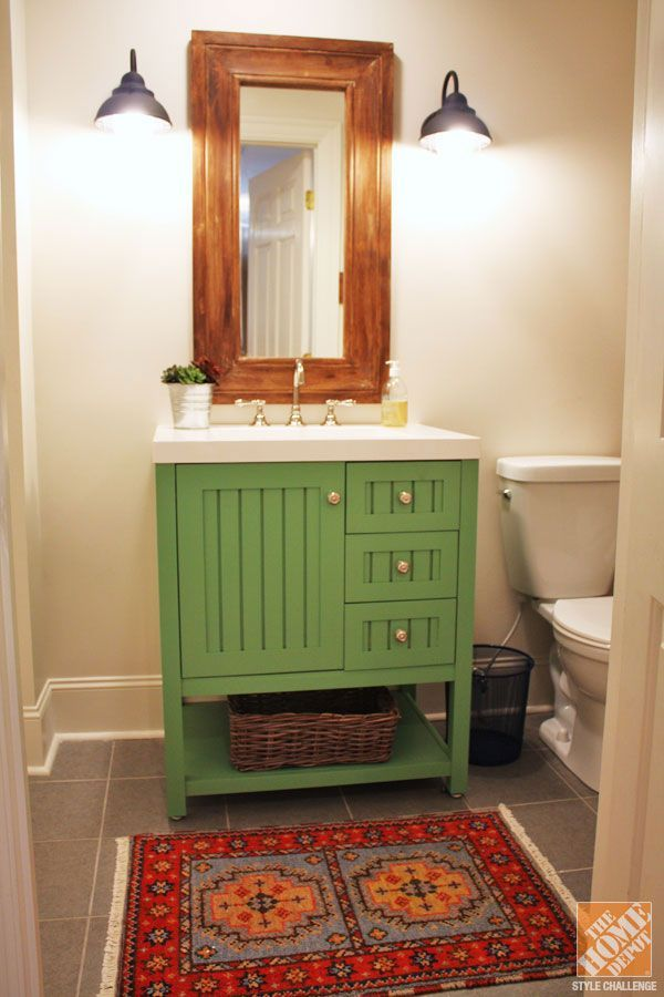 A Bathroom Remodel The Completed Renovation Unveiled Coral Walls Bathroom Makeovers And Vanities