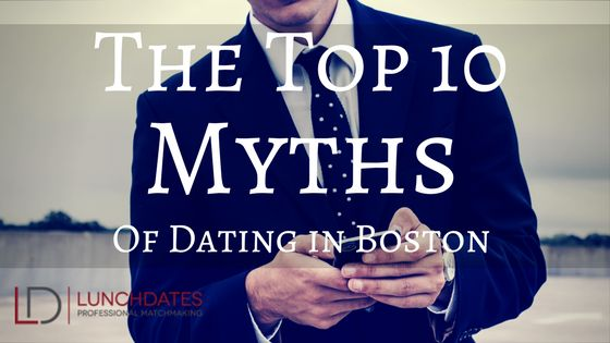 """It's summer. You're single in Boston. You should be stoked! Living in one of the best cities with lots of places to meet and mingle, you'd think dating would be easy. But in speaking to local singles every day, I hear the same """"myths"""" over..."""