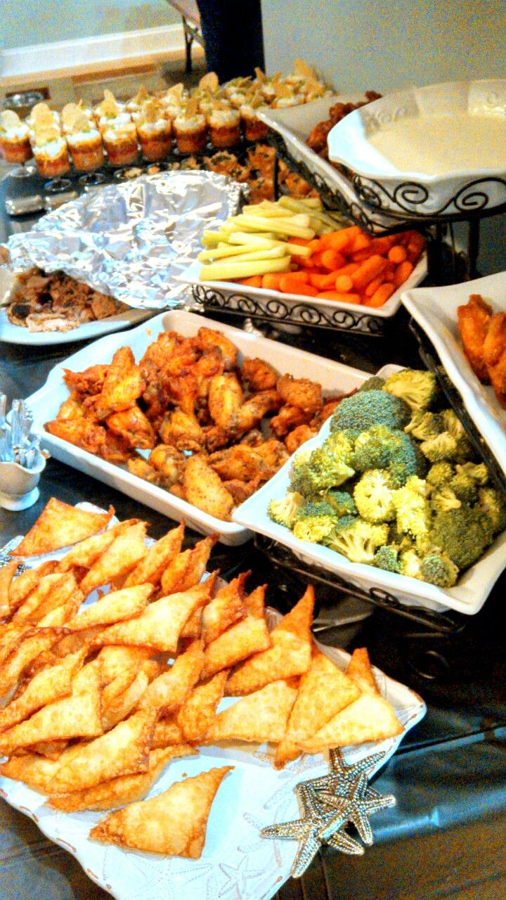 Tasting Party Spread : )