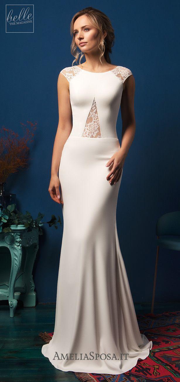 Amelia Sposa Wedding Dresses 2019 Belle The Magazine Amelia Sposa Wedding Dress Amazing Wedding Dress Dresses