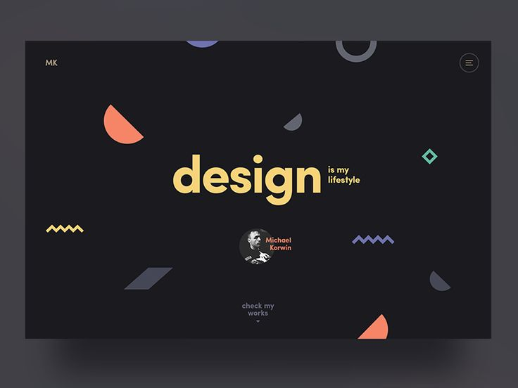 Design with shapes