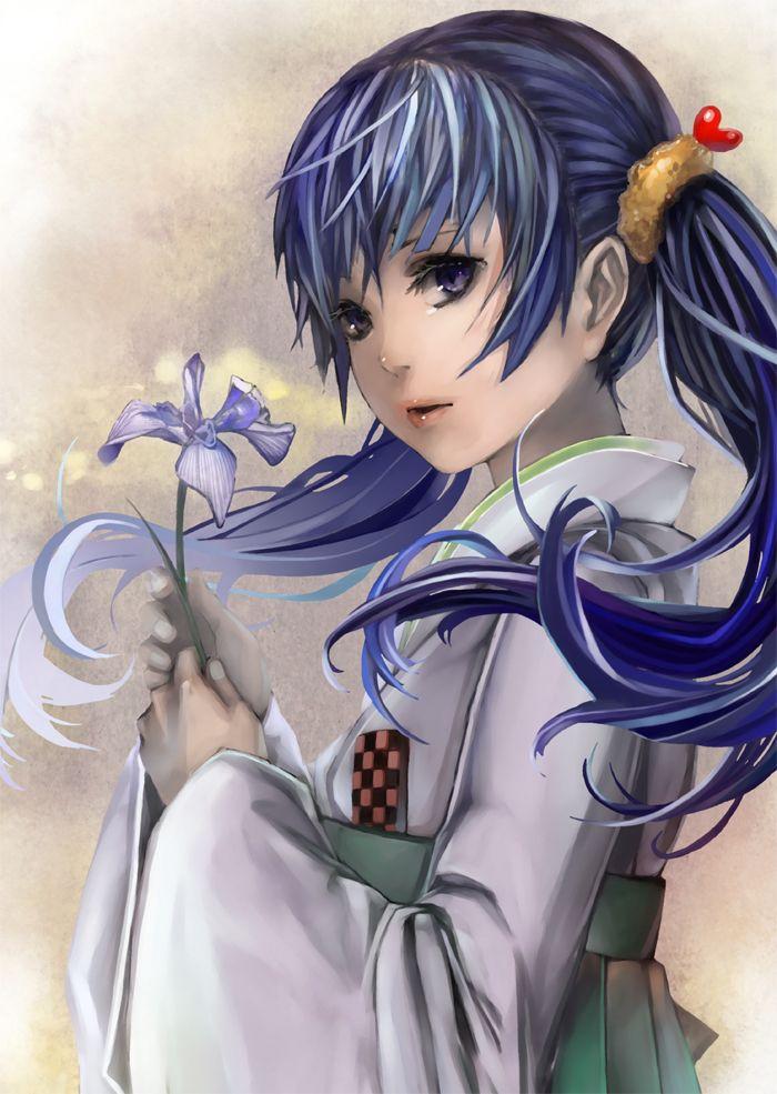 Anime girl girly pic pinterest beautiful beautiful - Girly girl anime ...