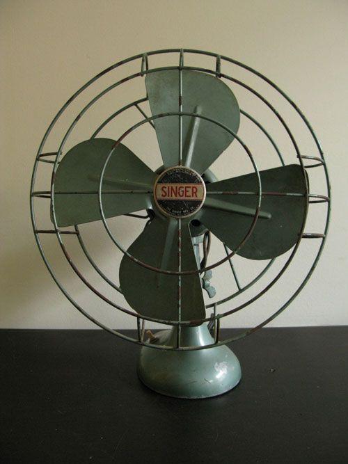 Retro Electric Fans : Best images about vintage fans on pinterest