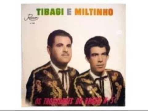 JURAMENTO DE AMOR com Tibagi e Miltinho