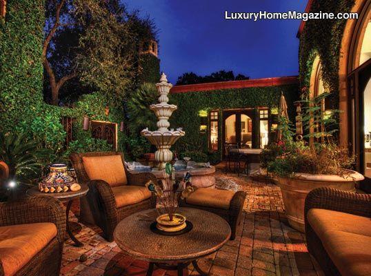 New Braunfels Luxury Homes and Real Estate   Exquisite Hacienda in New Braunfels  #SanAntonioLuxuryHomeMagazine