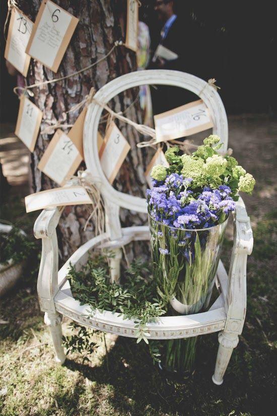 Seating plan wedding ideas