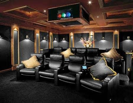 88 best Home Theatre Designs images on Pinterest Image detail for  Home theater room design   Interior Design Profiles    Decrating ideas. Diy Home Theater Design. Home Design Ideas