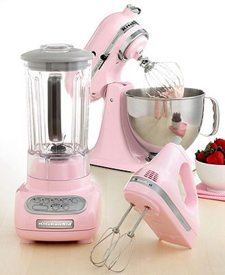 KitchenAid Electrics, Cook for the Cure Edition