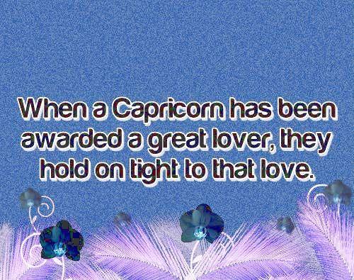 Capricorn Love Horoscope Related Keywords & Suggestions ...