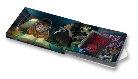 Horror #scary #ilustration #ChewingGums #žvýkačky #CharityGums
