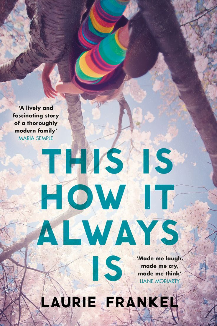 Bedtime bookclub this is how it always is by laurie frankel