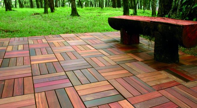17 mejores ideas sobre baldosas para exterior en pinterest - Baldosa madera exterior ...