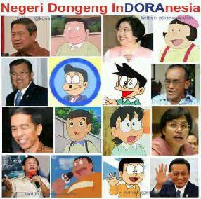 #inDORAnesia