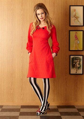 Margot kjole VERA ROSSELINI no 695