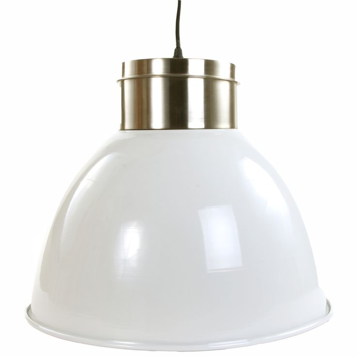 Taklampe Ubon hvit