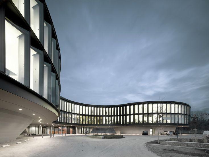 Auer Weber Architekten BDA - Project - ESO Headquarters Extension