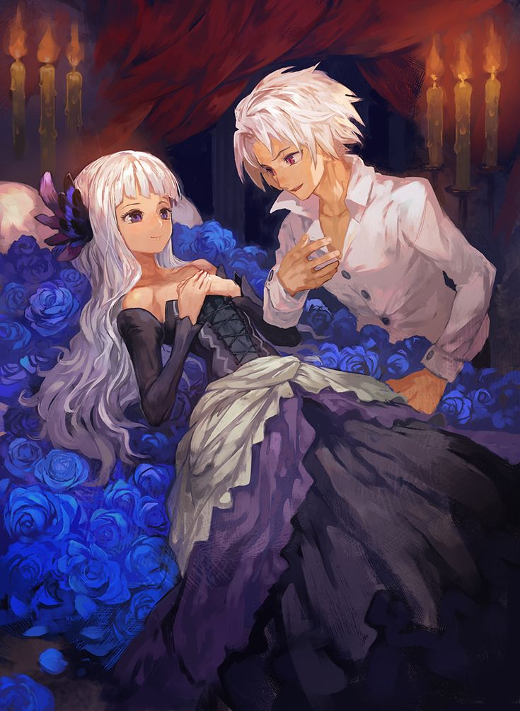 Gwendolyn and Oswald, Odin Sphere