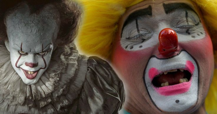 IT Trailer Has Real Clowns Very Angry -- Professional clowns are calling foul against the recent trailer for Stephen King's IT, which shows Pennywise as a child killer. -- http://movieweb.com/it-movie-2017-trailer-clown-protest/