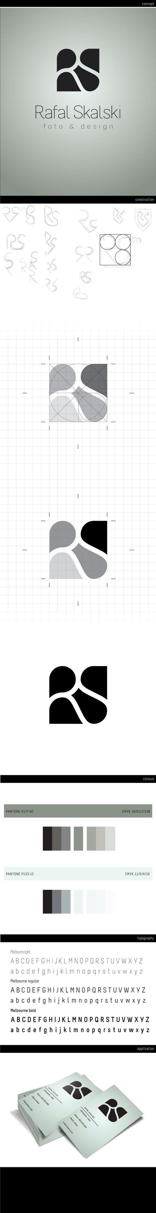 Esta bueno como parten de dos letras para despues geometrizarlo y formar un isotipo abstracto http://jrstudioweb.com/diseno-grafico/diseno-de-logotipos/