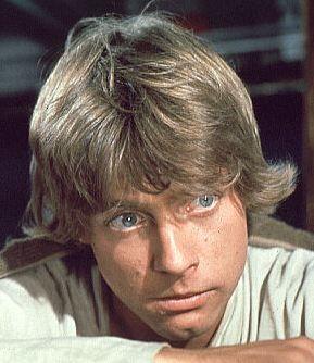 Luke Skywalker: In Love, Crushes, Skywalker Die, Stars War, Curls, Babes, Mark Hamill, Luke Skywalker, Starr Warrz