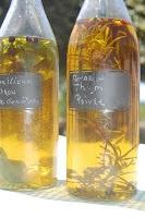 Recept: Kruidenolie met basilicum, citroen en jeneverbes