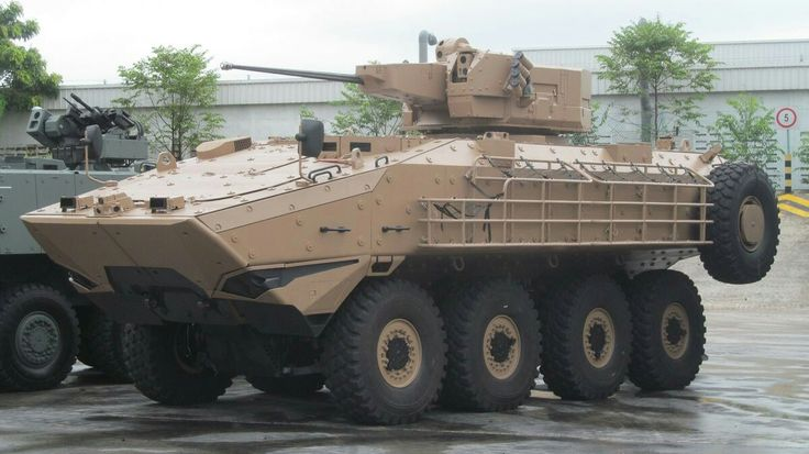 Terrex 3/Sentinel II which was offered as a bid for Project Land 400. This will provide replacements under Phase 2 for the Australian army's ageing ASLAV light armoured vehicles and under Phase 3 for its upgraded M113AS4 armoured personnel carriers (APCs).