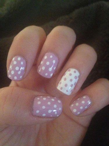 Lunares White&Pink