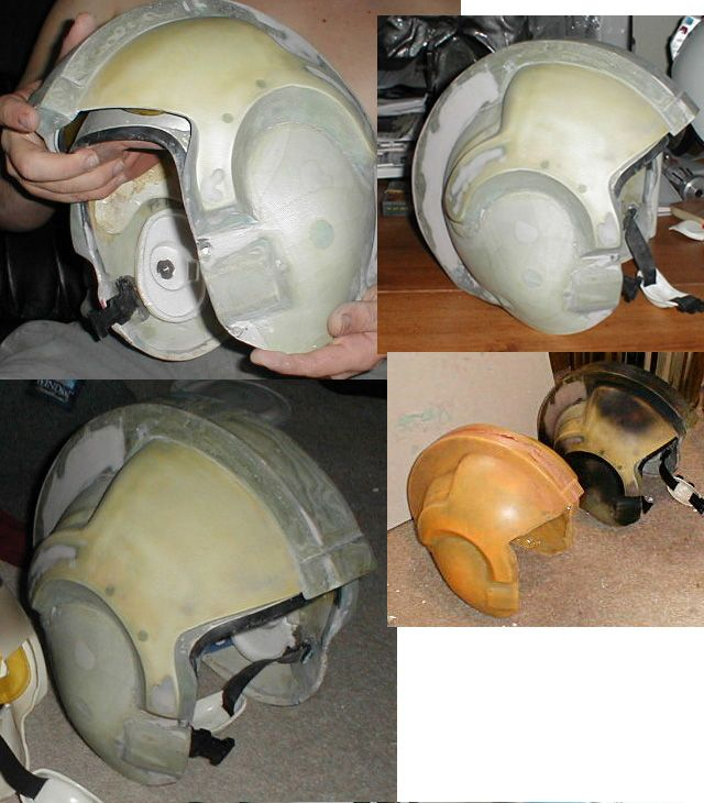 REBEL PILOT HELMETS                      Visit the Episode 7 Pilot Helmet here.    Also check out ...