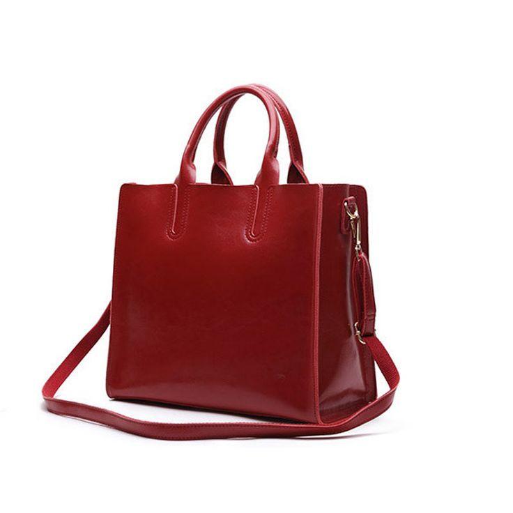 jing pin full grain leather Vintage New Women Messenger Bags handbag ladies handbags online