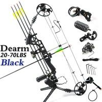 Wish | The Dream Bow, Hunting Compound Bow, Bow and Arrow, 20-70lbs Adjustable,compound Bow Arrow, Archery Set