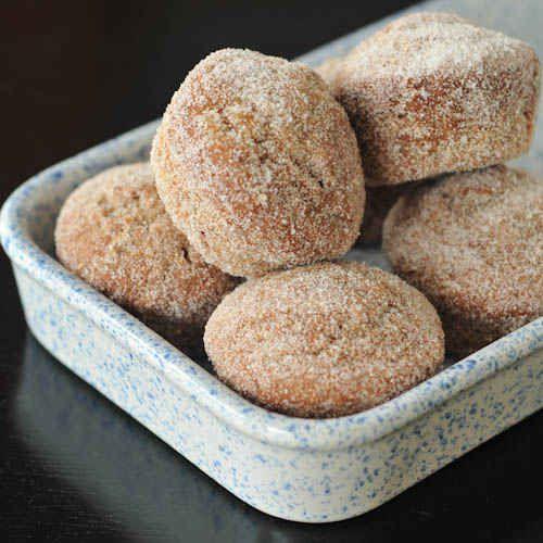Sugared Chai Latte Banana Muffins | 27 Delicious Gluten-Free Breakfast Pastries
