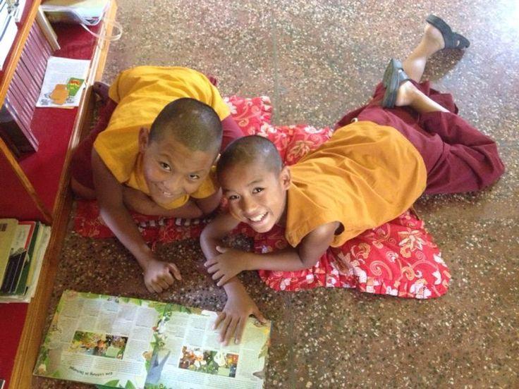 Kiki + Nepal soon on ASP BLOG www.aspecialpolpetta.it