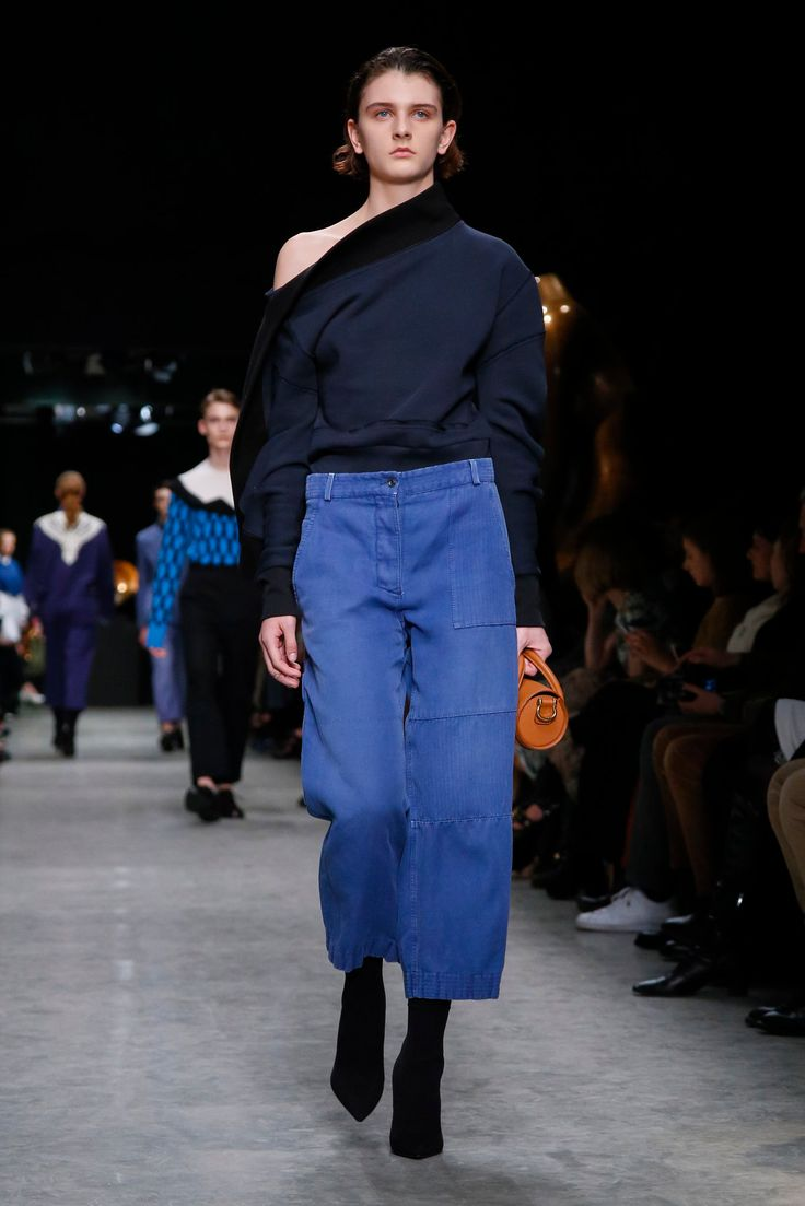 The label shows its fall collection.