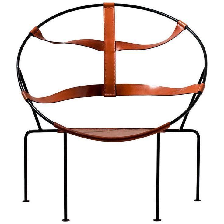 Amazing Lounge Chair By Flavio De Carvalho