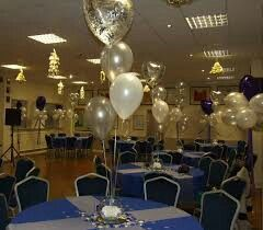 Silver Wedding Anniversary Table Decorations Centerpieces Bouquets Affordable Favor Ideas And Also The List Co