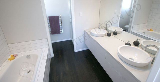 Bathroom 186 By Sally Steer Design. Wellington. NZ