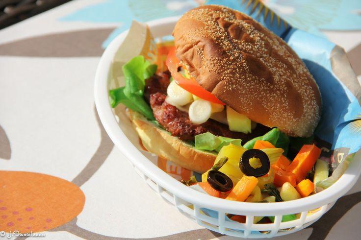 Baconburgare Med Rostade Grönsaker!  22 SmartPoints