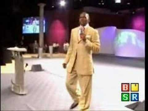 Pastor Jamal Bryant, Can You Smell That?