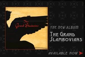 Gandalf Murphy & the Slambovian Circus of Dreams (The Grand Slambovians). Amazing Band!
