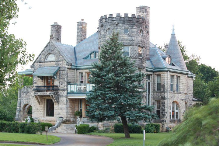 Wichita Bed And Breakfast Castle