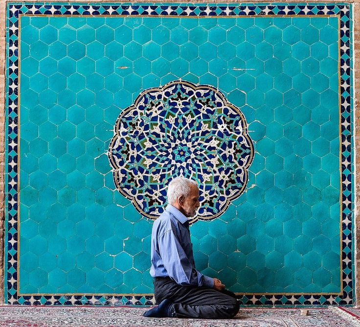 Old man in Mosque, Yazd, Iran by Peiman Afnani on 500px Iran Traveling Center @irantravel http://irantravelingcenter.com #iran #travel #traveltoiran