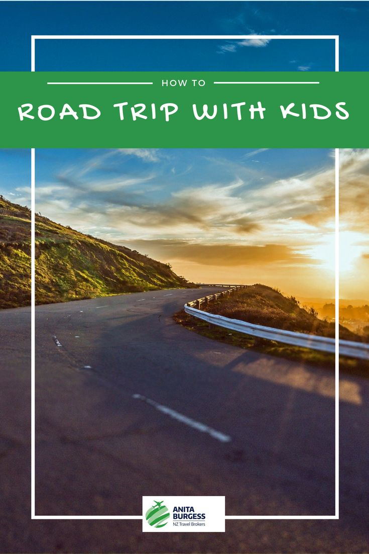 Great tips for keeping family road trips stress-free!