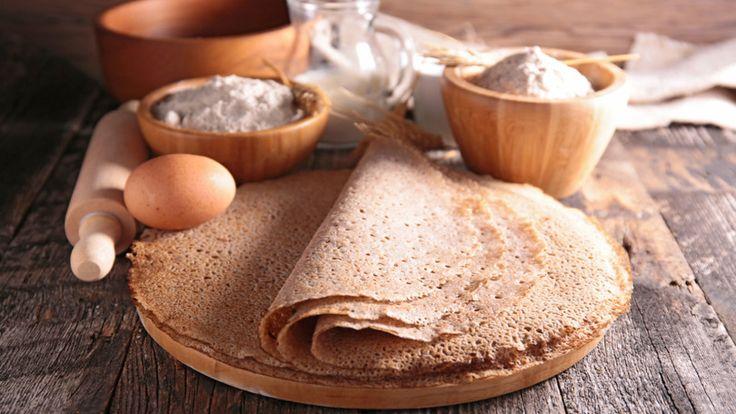 O verdadeiro crepe francês - O crepe é uma iguaria saborosa, seja em suas verões doces ou salgadas
