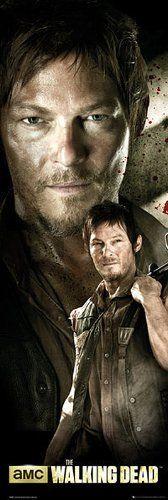 "The Walking Dead Poster Daryl Dixon (Norman Reedus) (21""x62"") Merchandise 24/7,http://www.amazon.com/dp/B00GH1G4XI/ref=cm_sw_r_pi_dp_zNdrtb1XETCJF1PC"