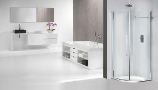 Badkamer - Lades bij bad