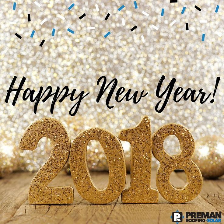 Wishing you a #HappyNewYear from Preman #Roofing-#Solar!  ___ #newyear #year #happy2018 #2018 #seasonsgreetings #happyholidays #sandiego #roof #roofs #rooftop #holidayparty #newyearseve #newyearsevecountdown #countdownto2018 #solarpanel #solarpanels